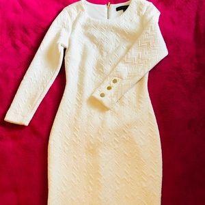 DYNAMITE WHITE DRESS